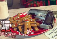 GTA 5 Online: Festive Surprise 2015