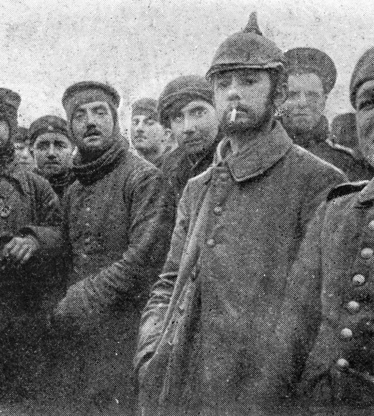 newly found wwi soldiers letter revives memories of famous christmas truce of 1914 - Wwi Christmas Truce