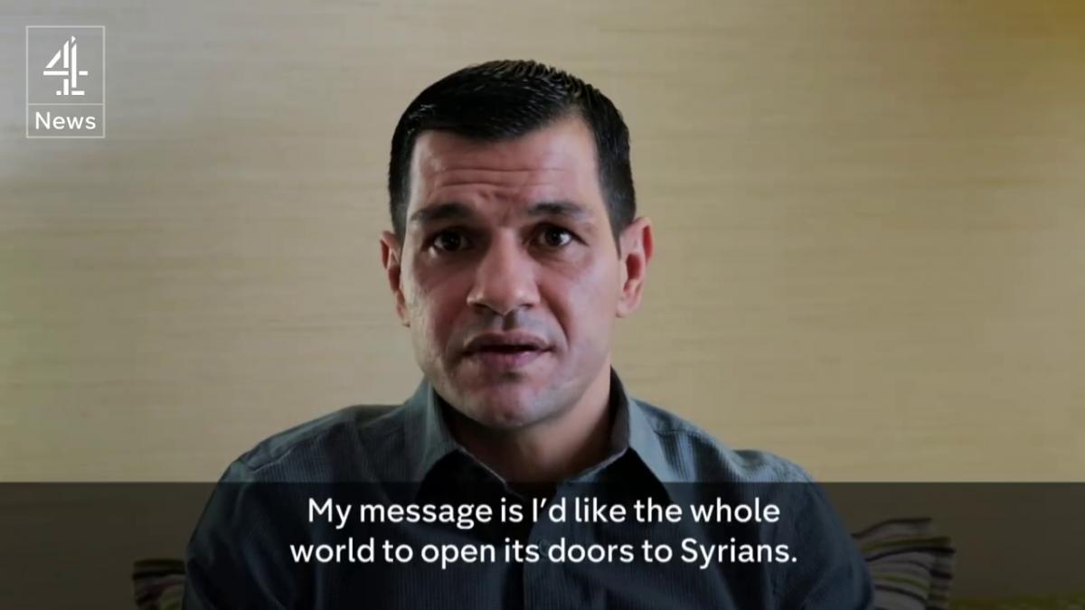 Alan Kurdi father