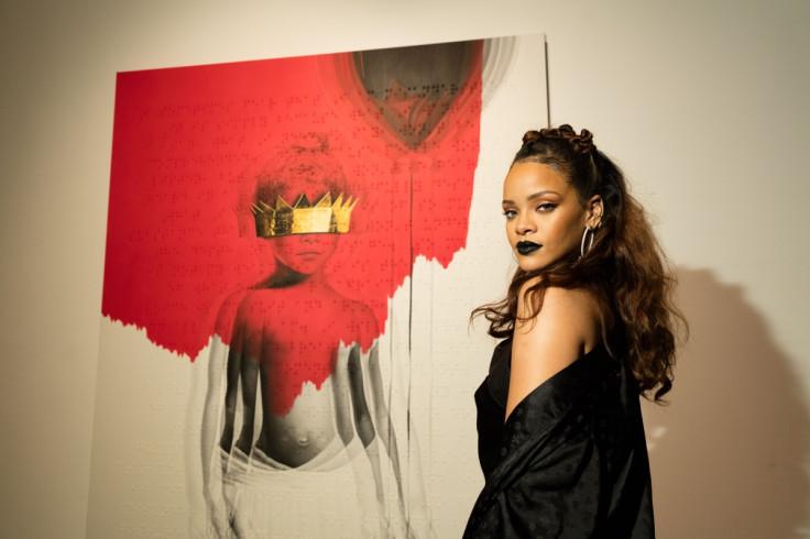 Rihanna new album