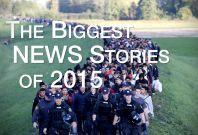Biggest news stories of 2015