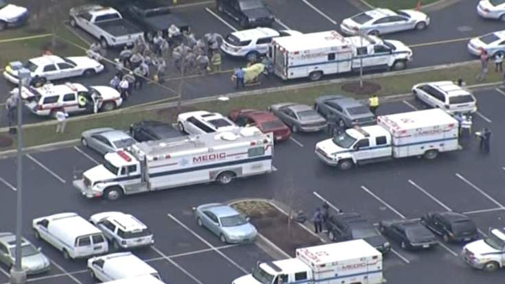 North Carolina Mall shooting