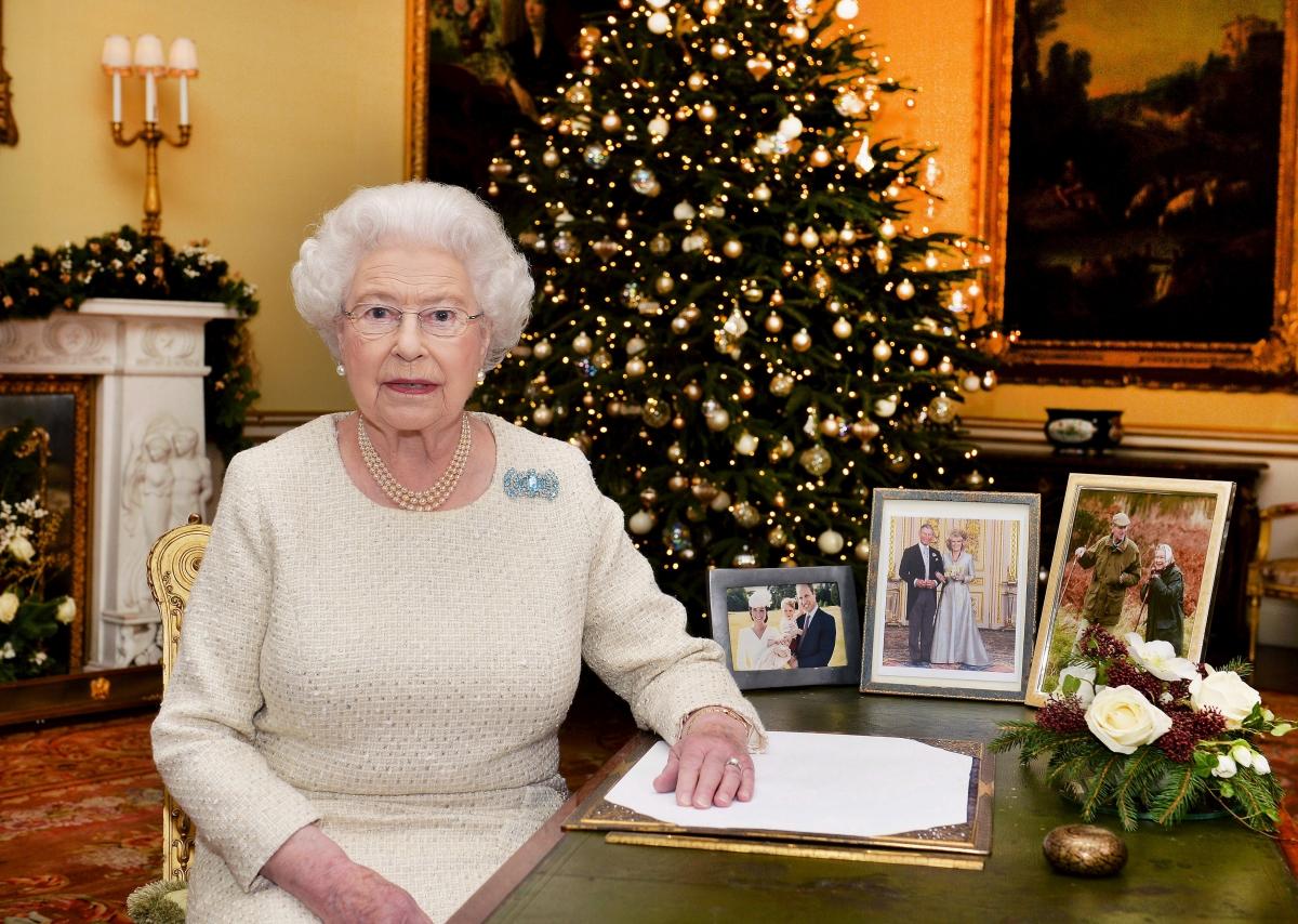 Queen Christmas message