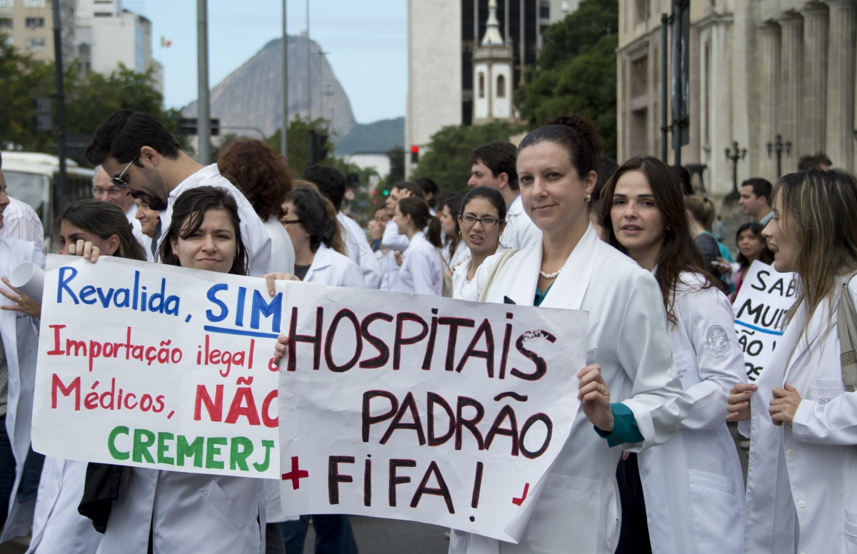 Rio declares health emergency