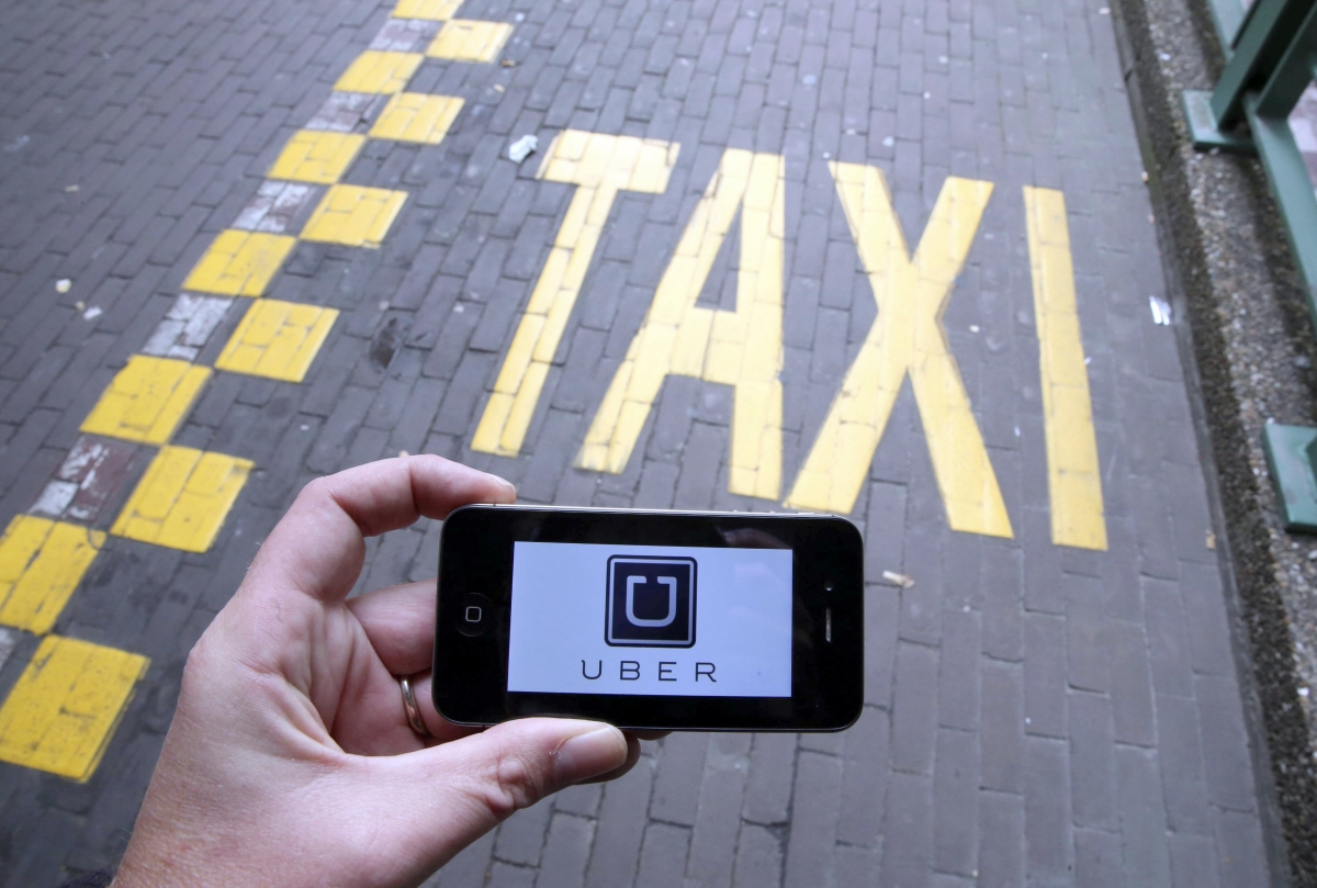 Uber says will ask appeals court for stay in driver class-action