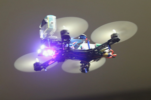 Twitter envisions drones controlled by your tweets