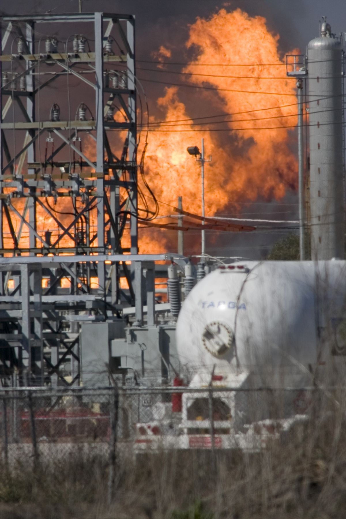 Tragedy strikes on Christmas eve as Chikason gas plant explodes in Nigeria