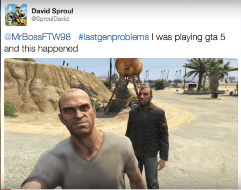 GTA 5 Online problems