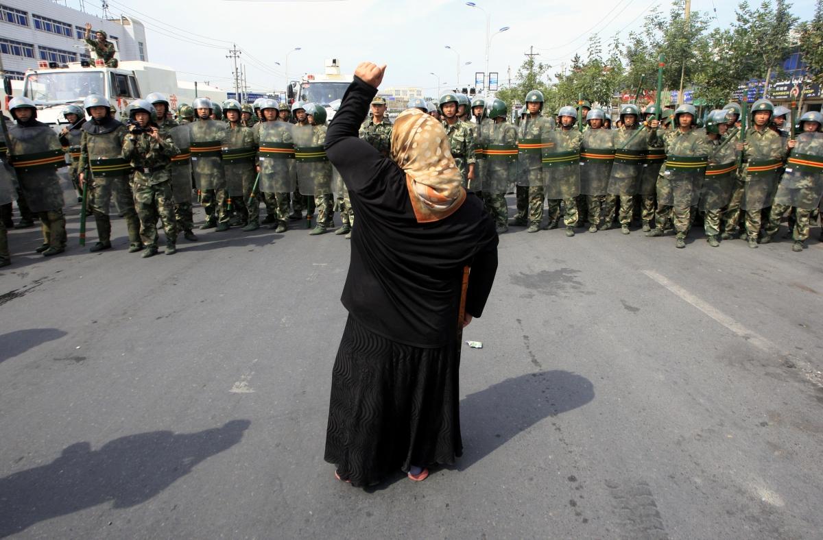 China Muslim Uighur