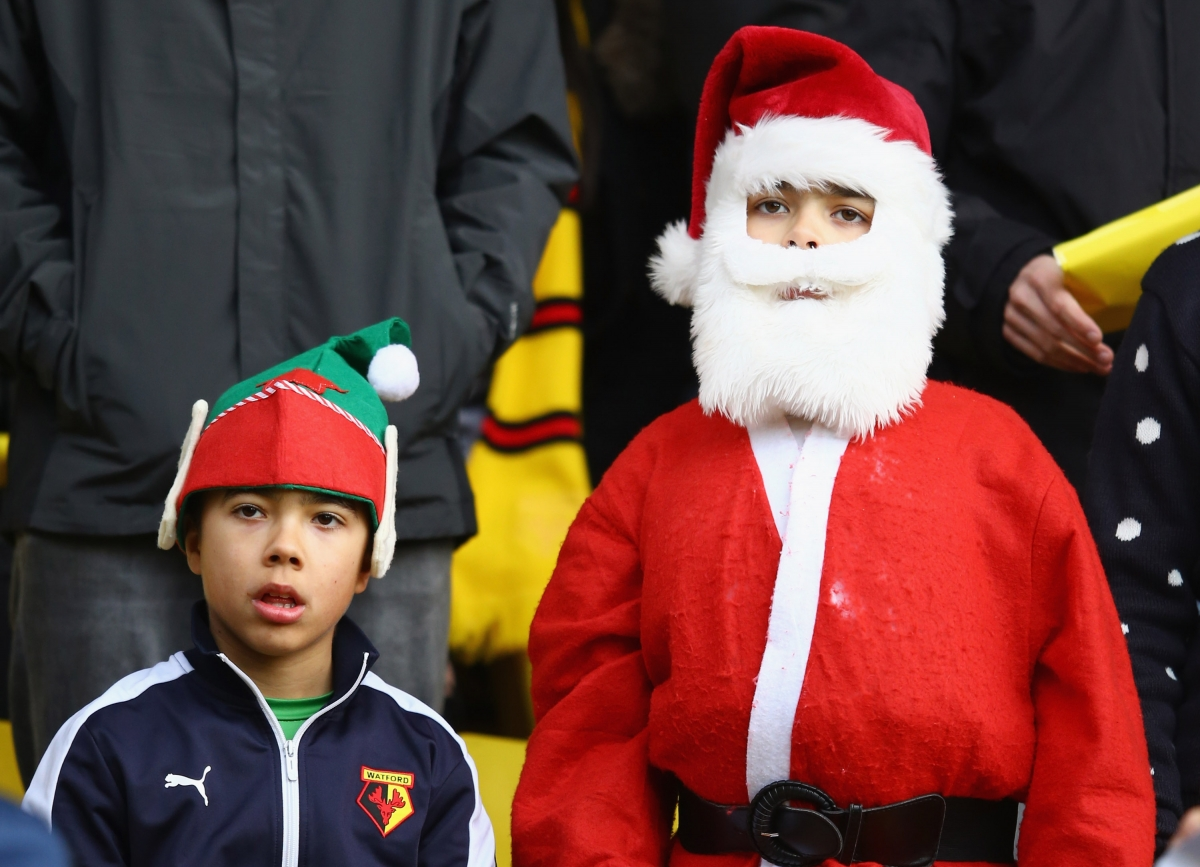 Premier League rules out playing Christmas Eve match at 16.00 GMT