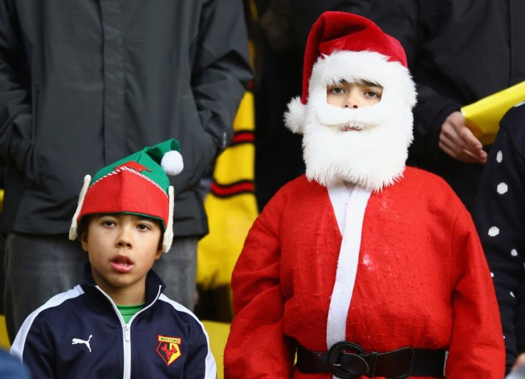 premier league rules out playing christmas eve match at 1600 gmt - Football Christmas Eve
