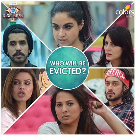 Bigg Boss 9 eviction special