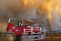 Victoria bushfire