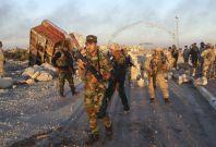Iraqi security forces ramadi isis