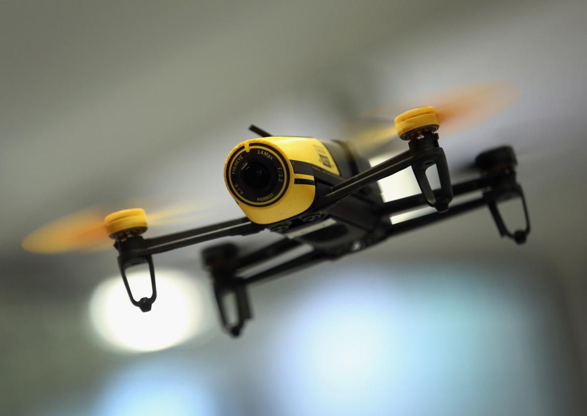 Drone registration by FAA