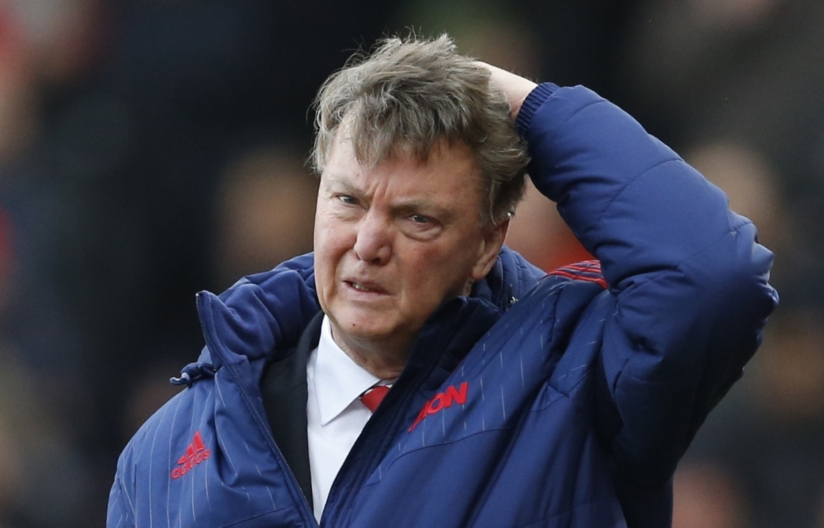 Louis Van Gaal: Some Manchester United Games Have Bored Me