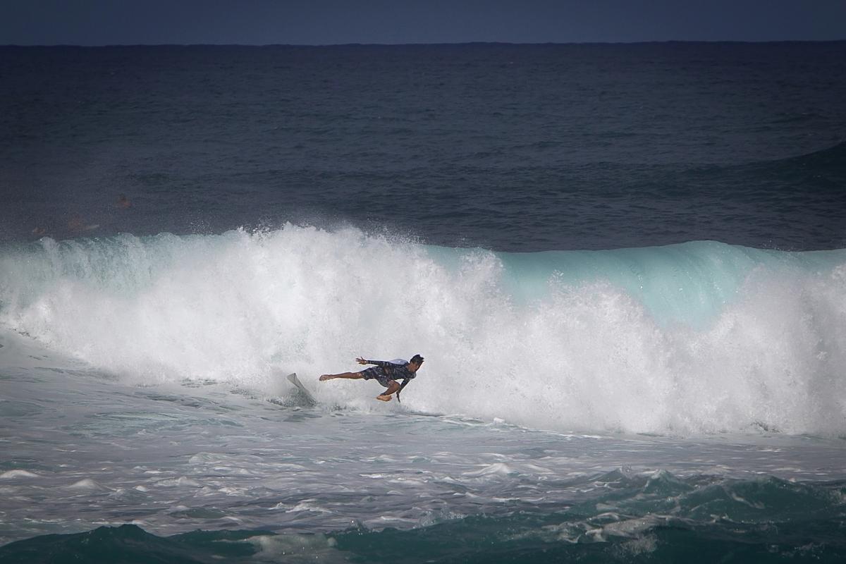 John Beeden non-stop row across Pacific