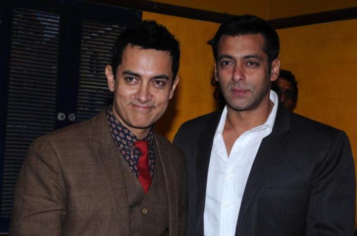 Salman Khan and Aamir Khan
