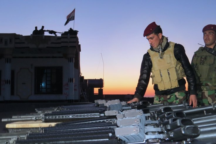 isis iraq battle for ramadi