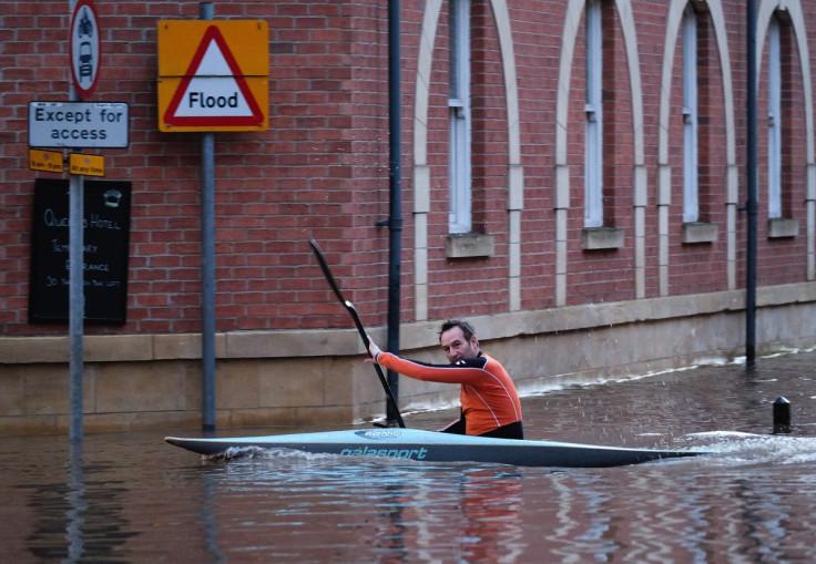 UK Severe Flood Warning