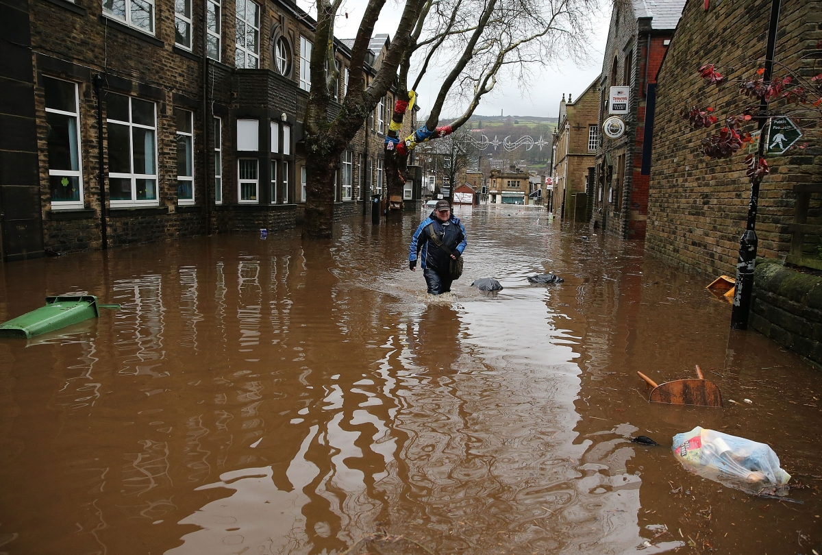 UK floods severe warning