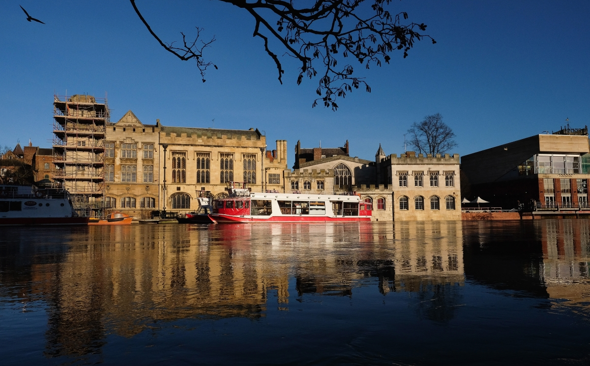 UK floods warning York