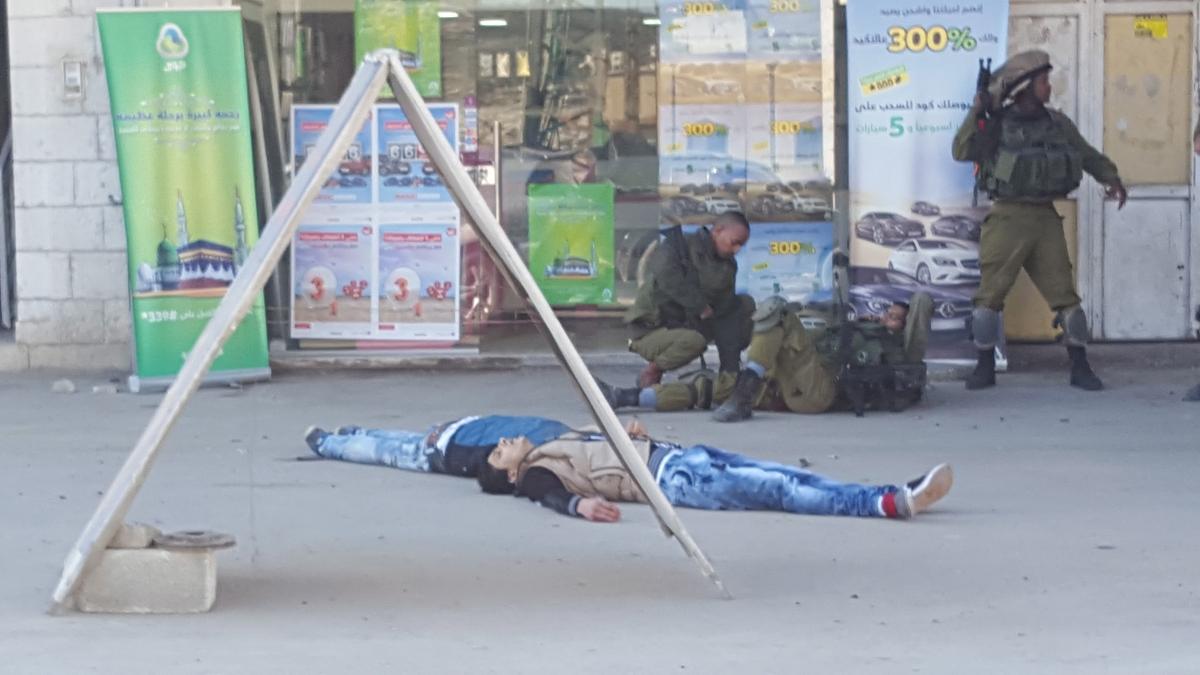 West Bank Huwara Palestine Israel