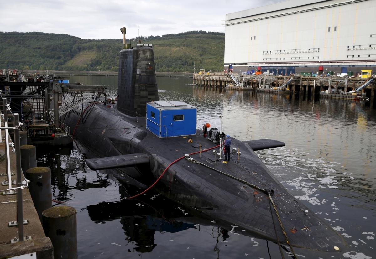 Experts warn: Nuclear deterrent under threat from underwater drones
