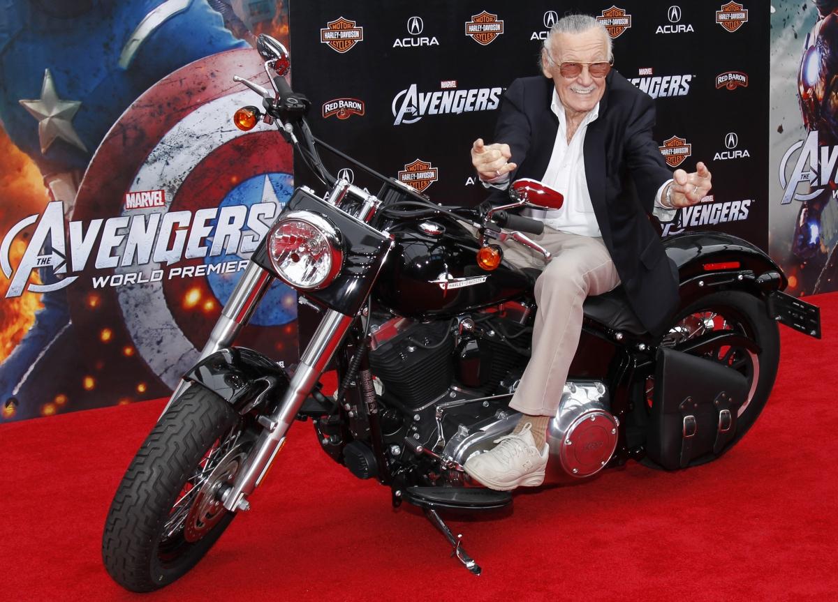 Stan Lee turns 93