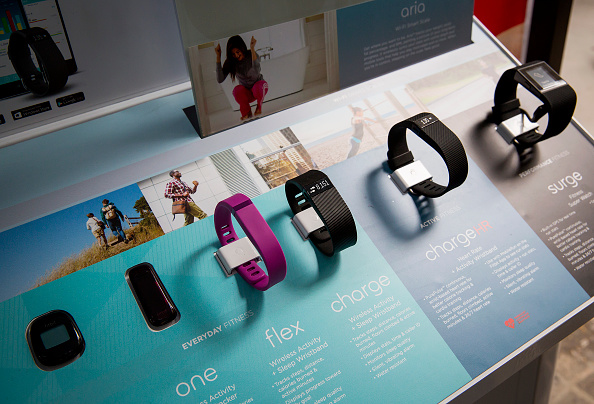 Fitbit stock shoots up after topping the app charts on Christmas
