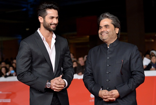 Shahid Kapoor and Vishal Bhardwaj
