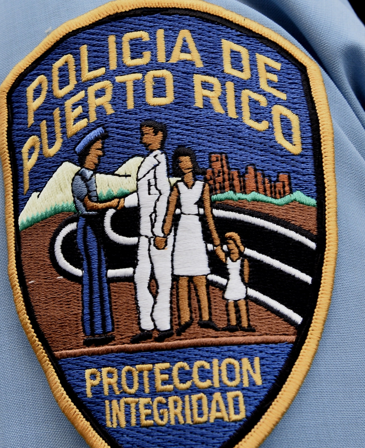 Puerto Pico Police