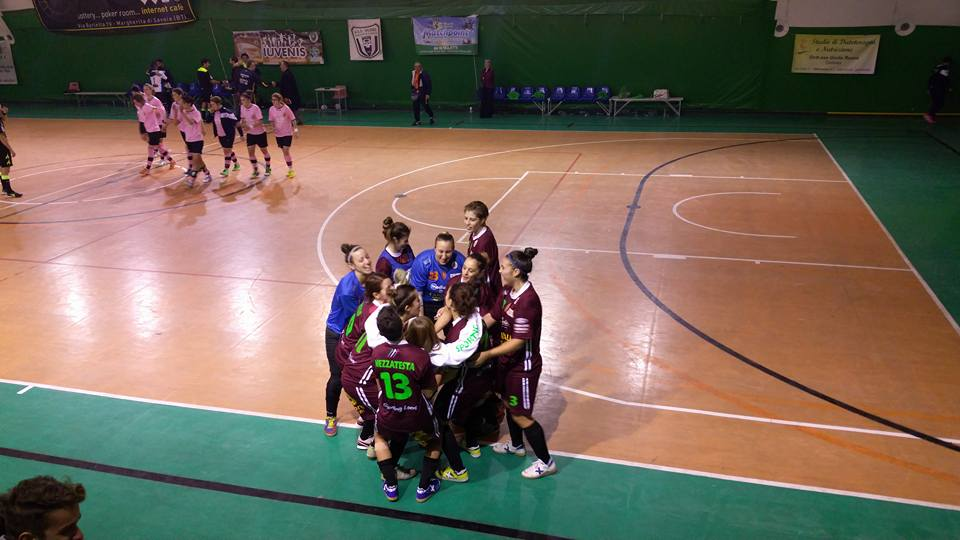 Sporting Locri italian women football mafia threats