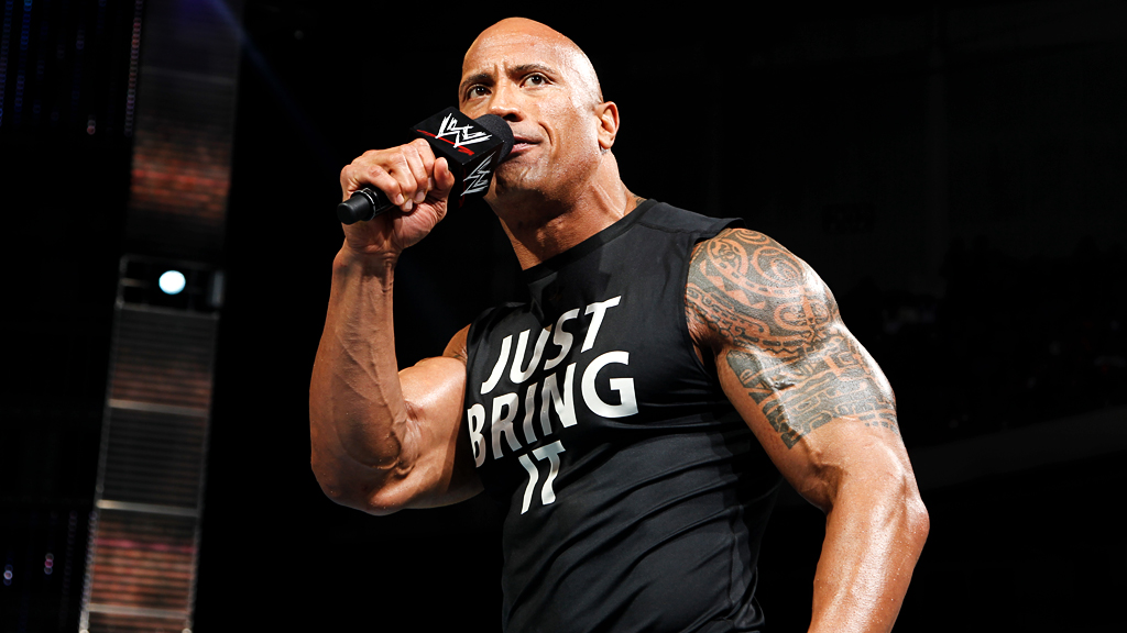 Images Of The Rock Wwe: WrestleMania 32: The Rock Confirms His Return To The Big