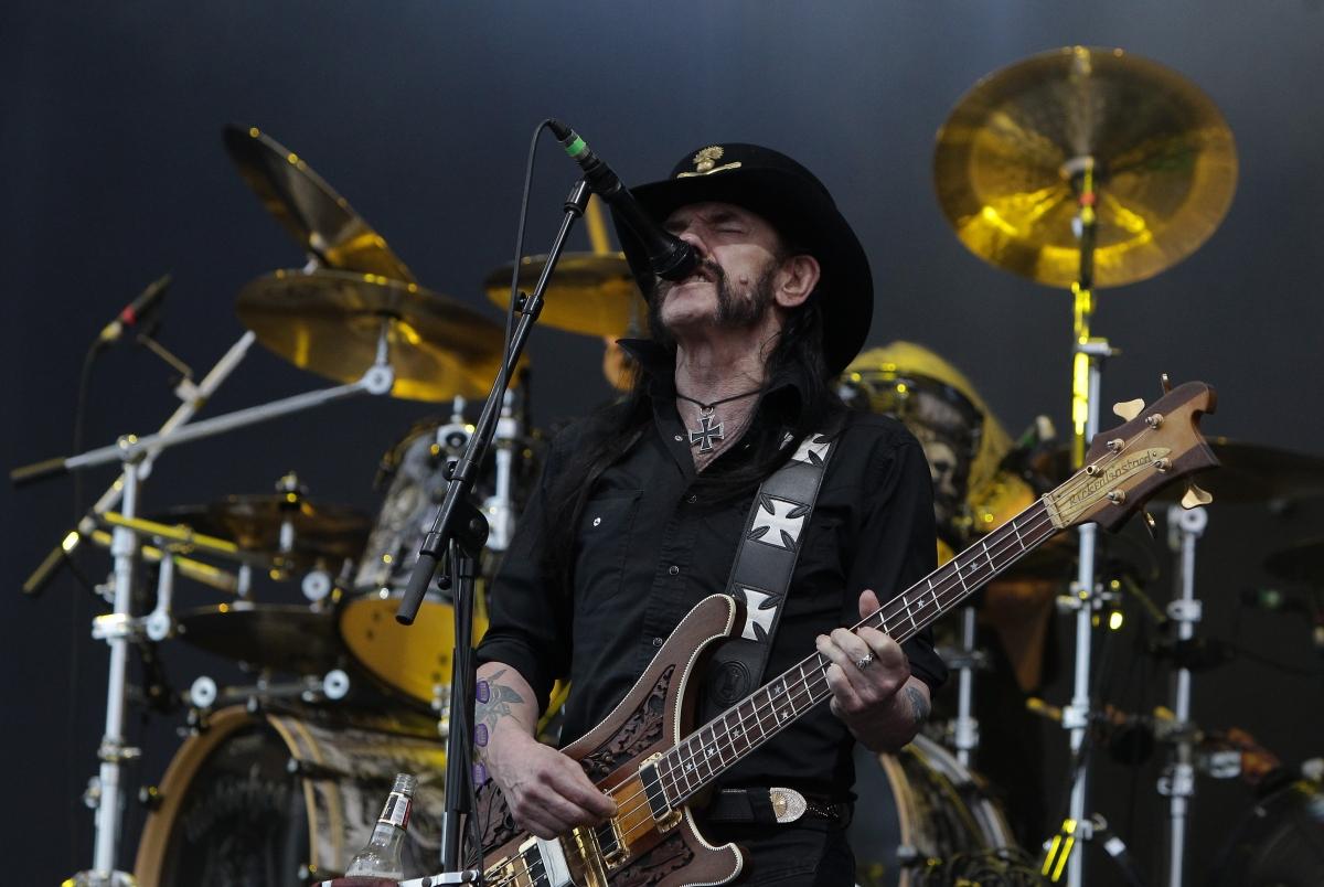 Lemmy Motorhead Kilmister 2015