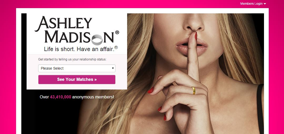 Ashley Madison members increasing
