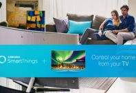 Samsung SmartThings technology