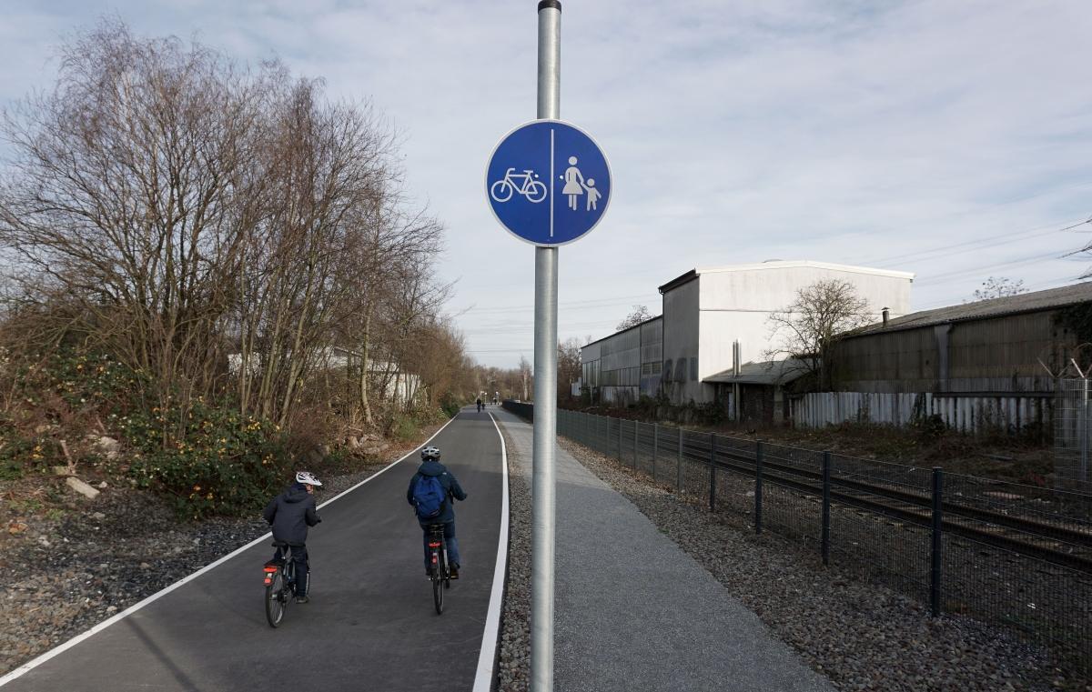 German bicycle highway
