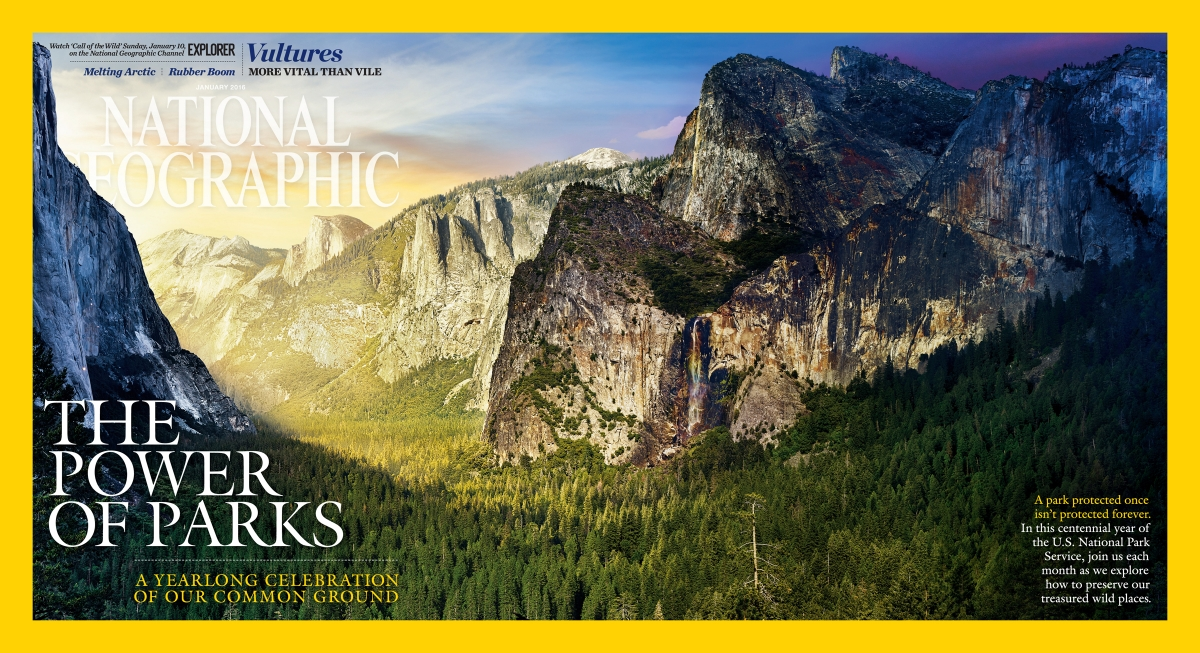 National Geographic January 2016