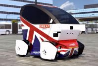 drones driverless cars uk government