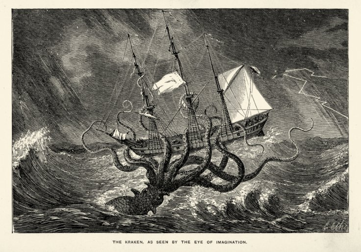 The Real Life Origins Of Legendary Kraken