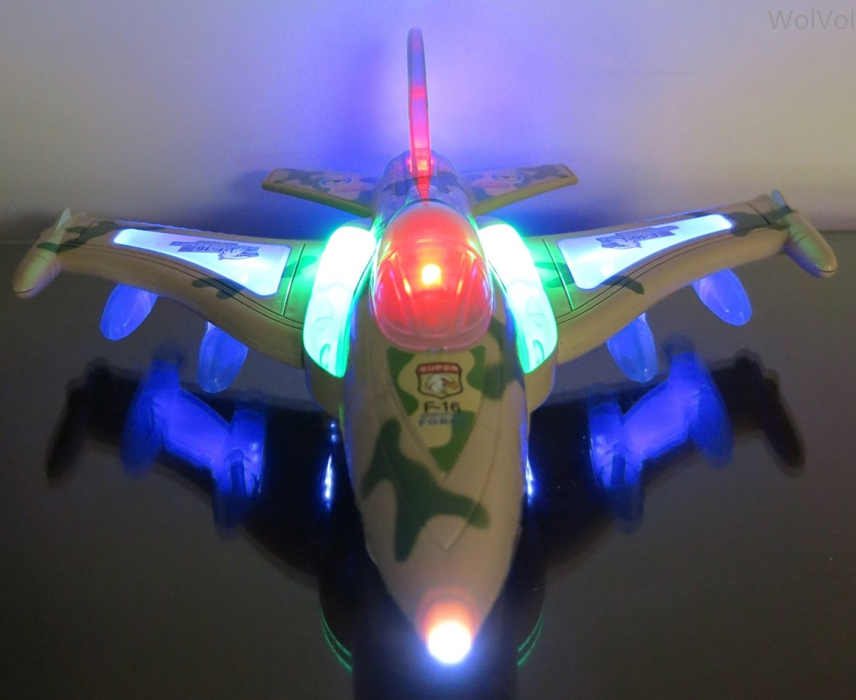 Amazon toy plane Islamic chanting