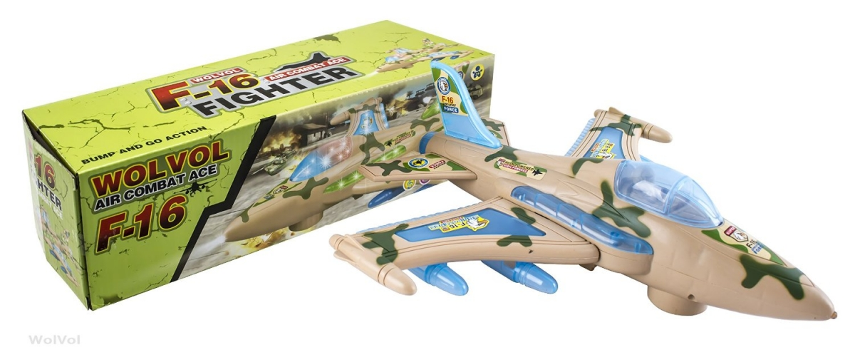 Amazon toy plane Islamic chanting