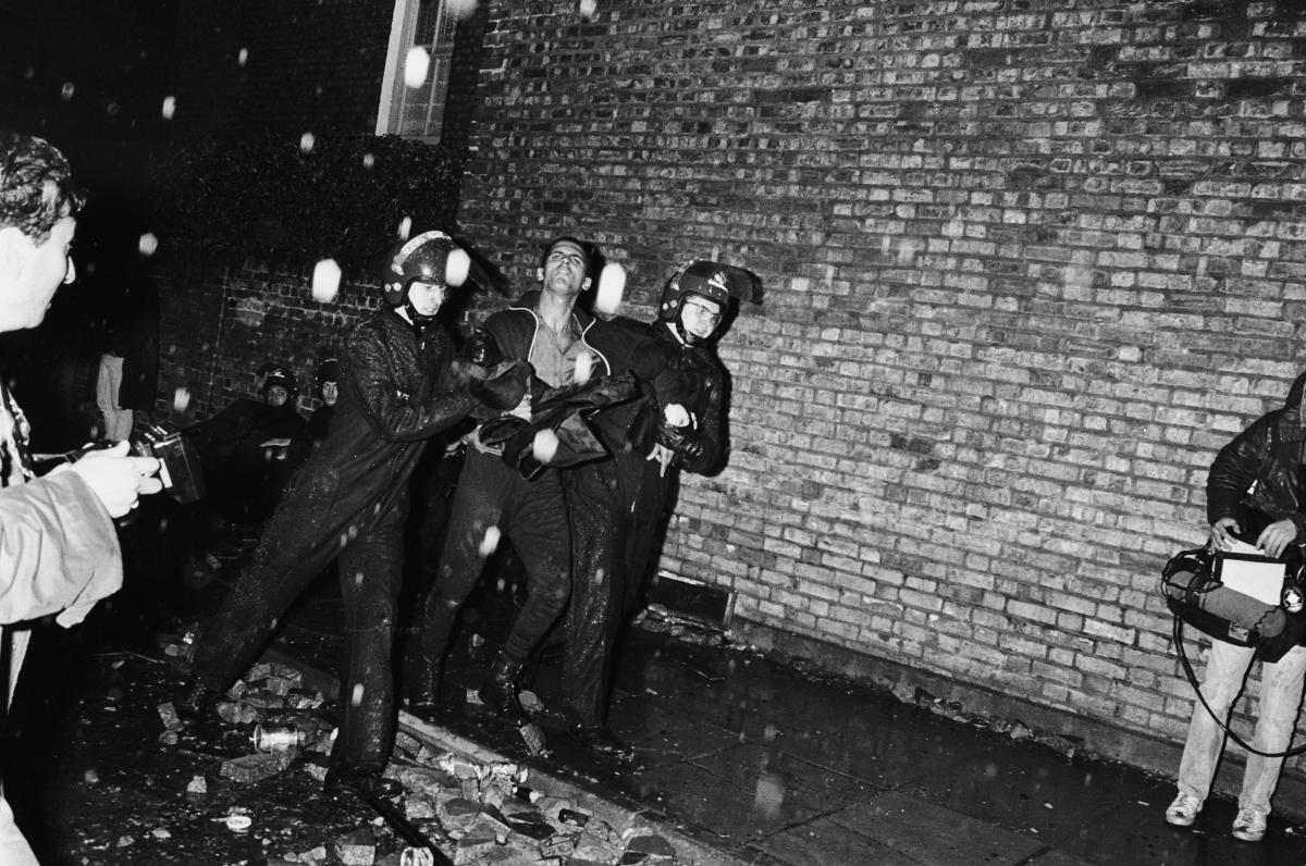 Broadwater Farm riot