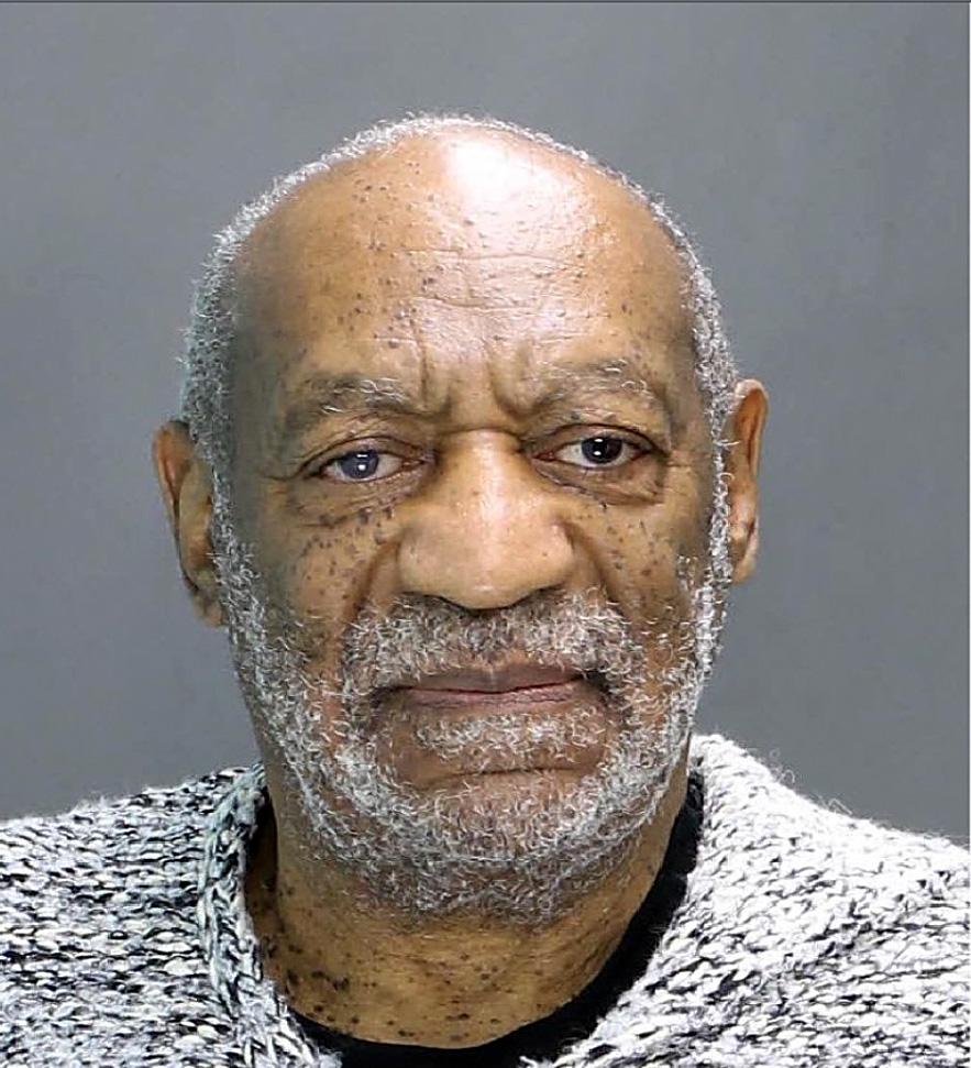 Bill Cosby mugshot