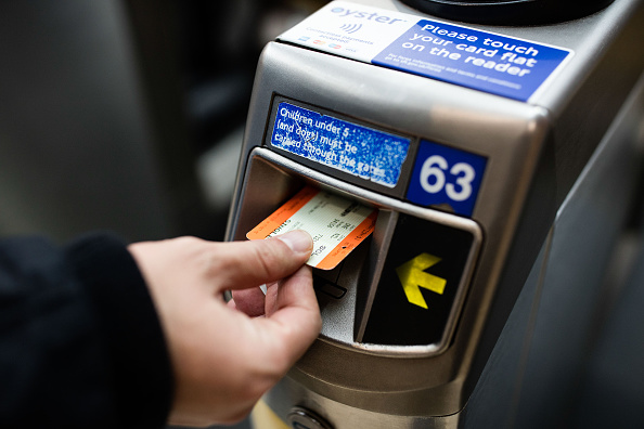UK railways to 'go paperless' soon making paper tickets null and void