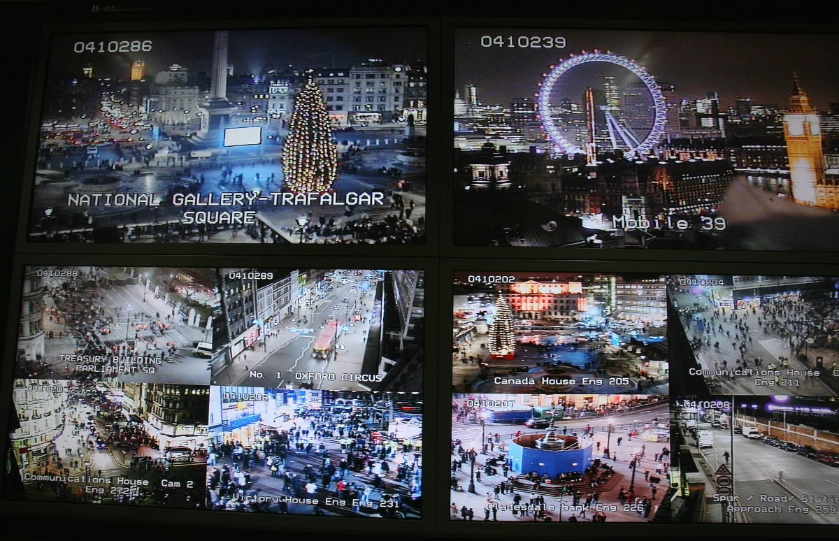 London CCTV