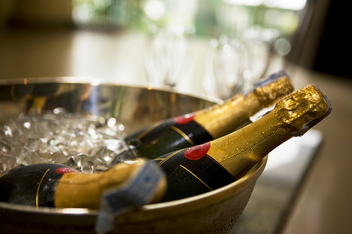 Champagne deals in time for NYE