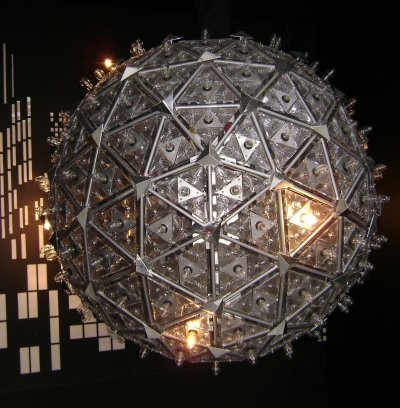 New York Times Square Ball Drop 2000