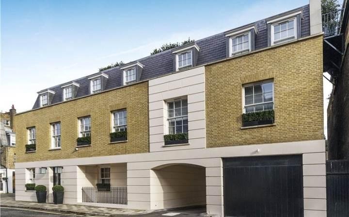 London home (Savills)